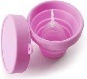 sterilizzatore coppette mestruali