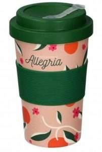 alternative alla plastica monouso: mug