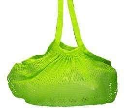 alternative alla plastica monouso borse per la spesa