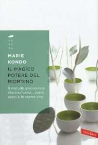 libri minimalismo marie kondo