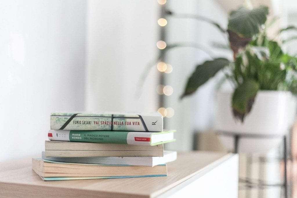 libri minimalismo