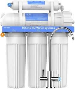 foto di depuratore acqua casalingo  Hikins