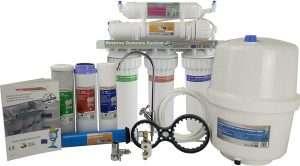 foto di depuratore acqua domestico water2buy