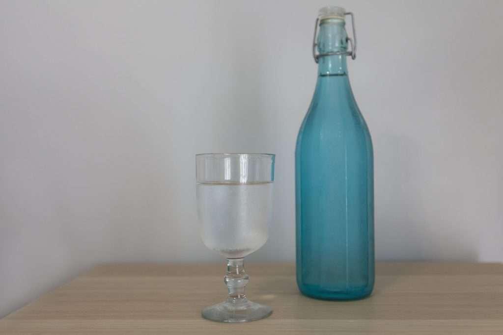 depuratore acqua domestico in casa