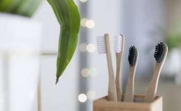 Immagine di spazzolino ecologico