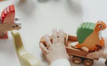 giochi in legno ecologici
