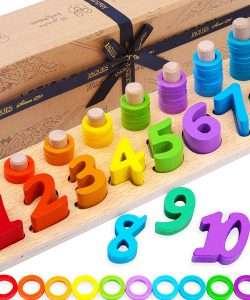 Giochi Montessori  in legno