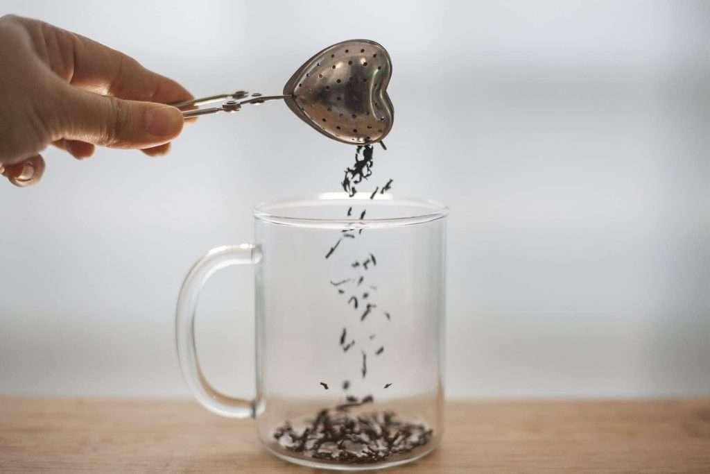 infusore tè tisane
