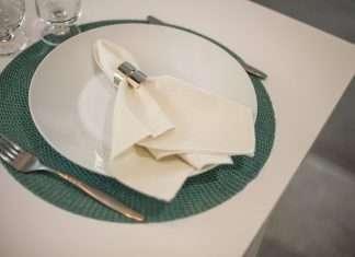 accessori per cucina in tessuto naturale