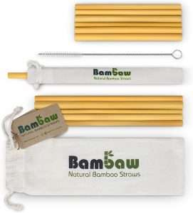 cannucce in bamboo
