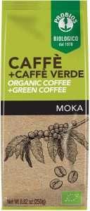 fondi di caffè da caffè probios equosolidale