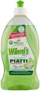 sapone piatti ecologico Winnis
