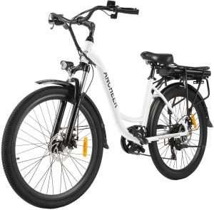 bici elettrica ebike da città