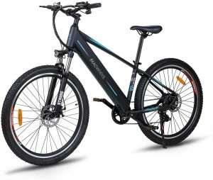 bici elettrica macwheel city bike trekking mountain bike