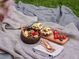 Picnic ecologico must have